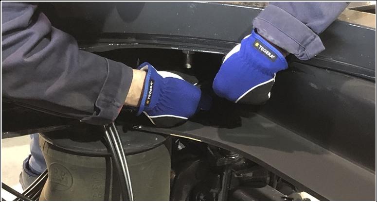 Reparationer prioriteras för att undvika att fordonet blir stillastående